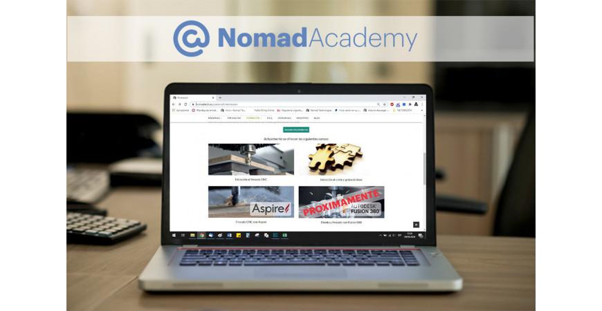 Formación- Nomad Academy